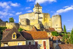 Castelnaud in Dordogne