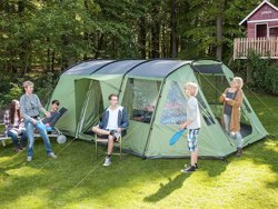 Camping is affordable