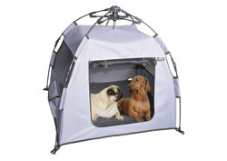 Tueffe Foldable Dog Cat Tent for Camping