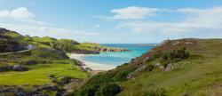 Ceannabienne Beach, Scottish Highlands