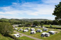 Wood Farm Caravan Park, Dorset