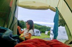 Our family Vango tent
