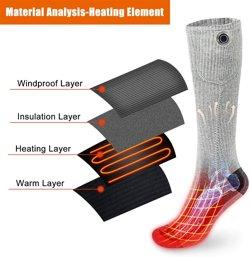 Rishaw Heated socks